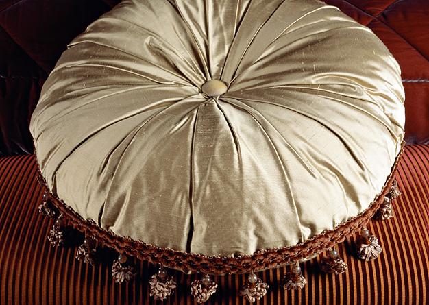 Как сшить наволочку для круглой подушки 283